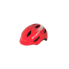 Giro Scamp Youth Helmet bright red