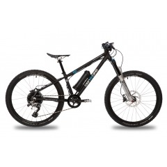 Ben-E-Bike Twentyfour E-Power Pro Black Edition