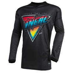 Oneal Element Jersey SPEEDMETAL black multi