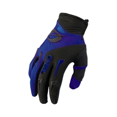 Oneal Element Youth Glove blue black
