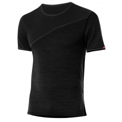 Löffler Transtex Merino M Shirt S/S black