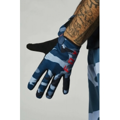 Fox Ranger Glove Camo blue camo