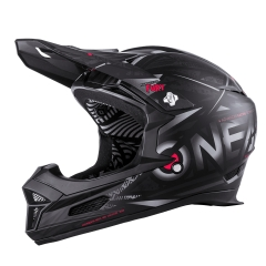 Oneal Fury Helmet Synthy black