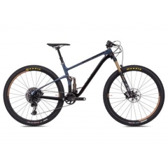 NS Bikes Synonym TR 1 29 Aggressive XC Trail black steel...