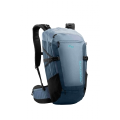 Advenate Symphony Bike Rucksack 8+2+4 light blue