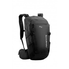Advenate Symphony Bike Rucksack 25+4+6 pure black