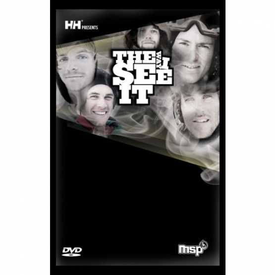 The Way I See IT Ski DVD uni