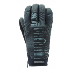 Nitro GRIME Handschuhe BLACK GRAFT
