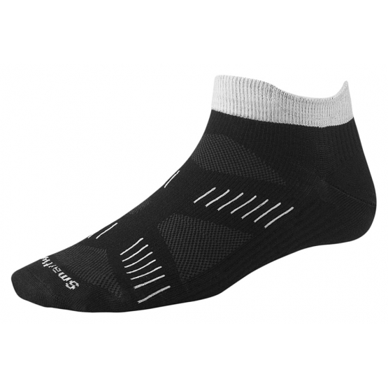 Smartwool womens Socks PhD Cycling Ultra Light Micro black L 42-45