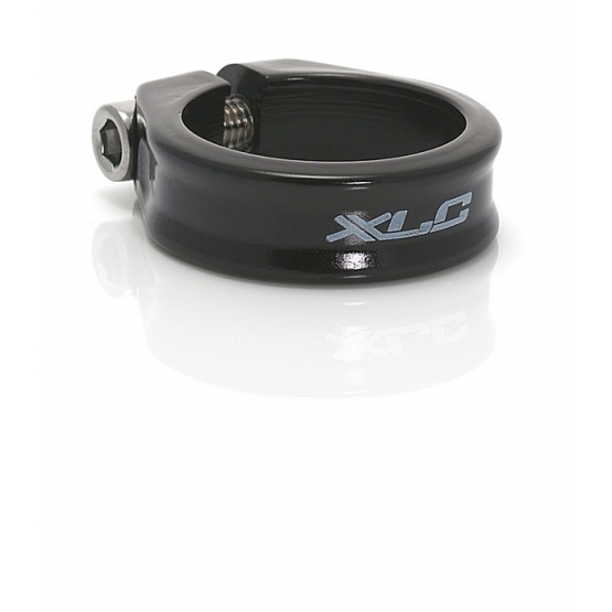 XLC MTB/Road Sattelst.-Klemmring Alu 34,9mm Inbuss black
