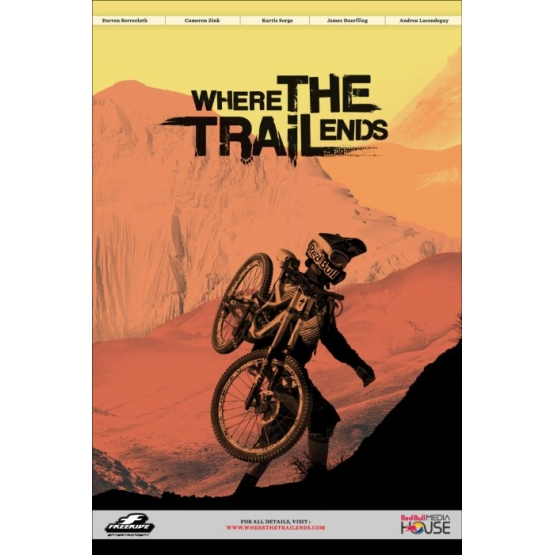 Where the trail ends DVD+Blu Ray