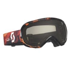 Scott Tom Wallisch Off-Grid black orange Goggle black...