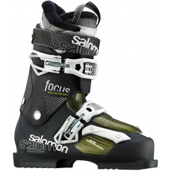 Salomon Focus Skiboot black black