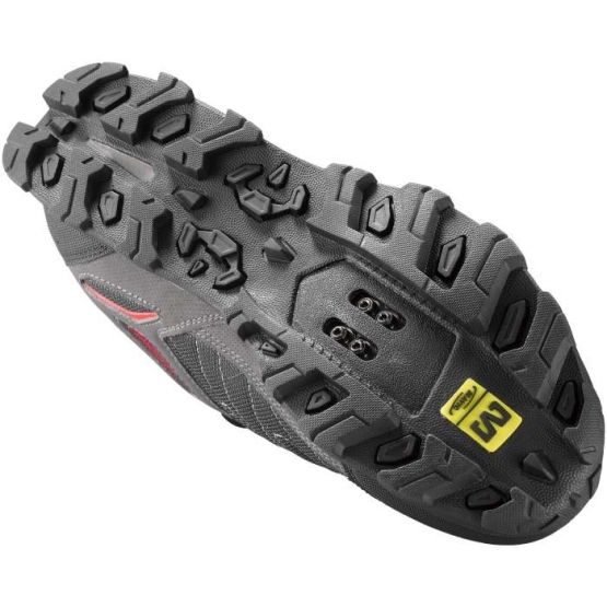 Mavic Cruize SPD Bikeshoe black autobahn UK 7,5