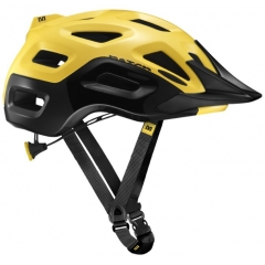 Mavic Notch Helmet yellow mavic black