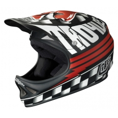 Troy Lee Designs D2 Ace Matte Black